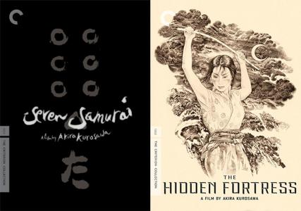 Seven Samurai and The Hidden Fortress