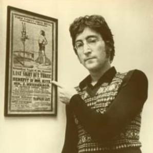 John and Mr. Kite poster